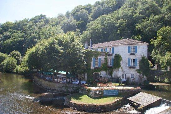 Le Moulin de l'Abbaye: Brantôme - Moulin de l'abbaye