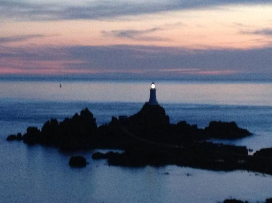 Corbiere Phare Apartments: view from apartment, stunning