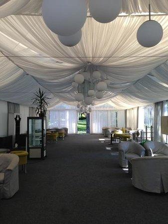 Grand Admiral Resort & SPA : терраса
