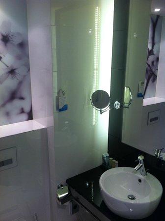 Radisson Blu Sobieski Hotel Warsaw : Baño