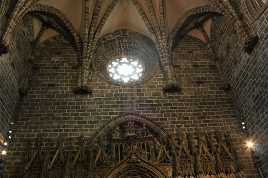 Capilla del Santo Grial: cappella che ospita il santo calice