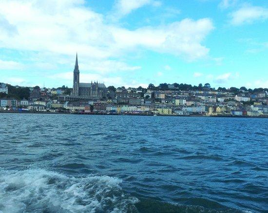 Cobh Ferry To Spike Island