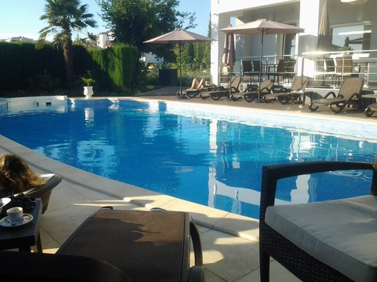 Villa Oasiss: piscina