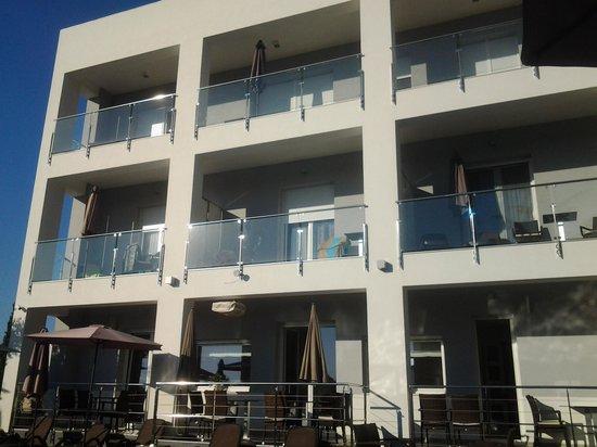 Villa Oasiss: hotel