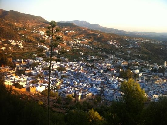 Morocco Private Tours & Excursions: Chefchaouen the blue town