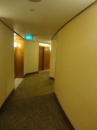 Fairmont Singapore: Lobby