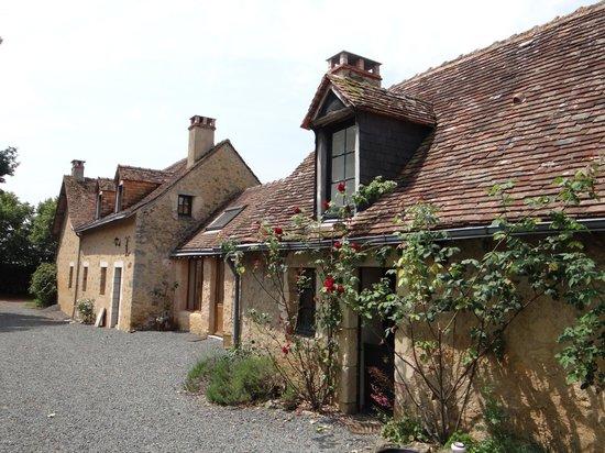 La Mouchetiere: La maison d'hôte