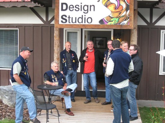 The John Wesley Powell Society Holds its semi-annual awards ceremony at Culinary Design Studio