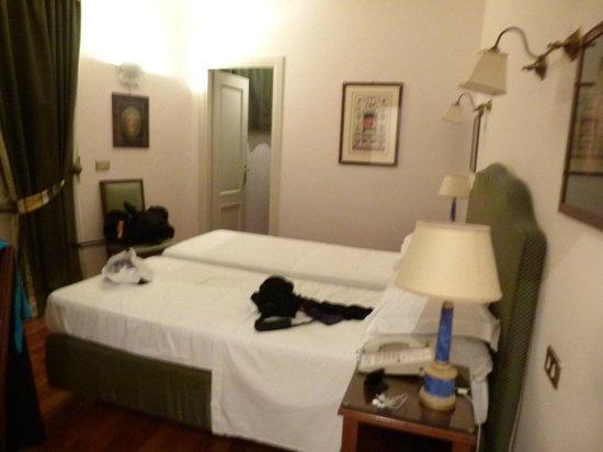 Duke Hotel : chambre pour 2 personnes