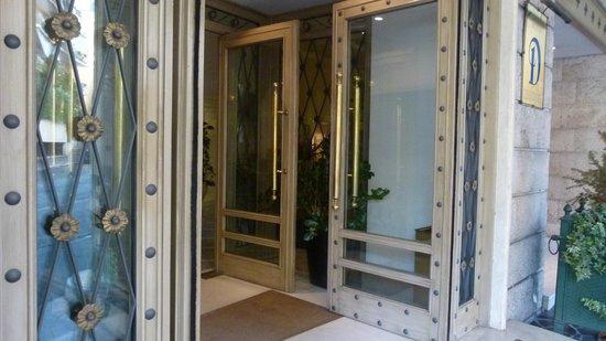 Duke Hotel : entrée