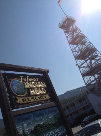 Indian Head Resort Observation Tower (Separate Admission)
