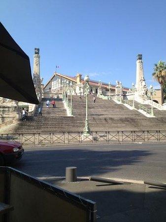 Gare de Marseille Saint-Charles