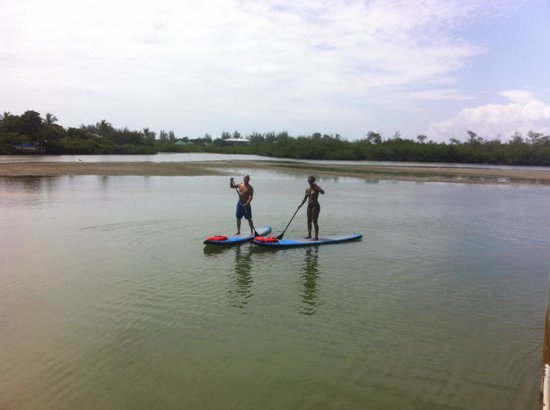 Yolo Board Adventures Sanibel: Our first SUP!