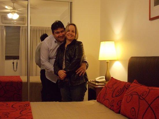Gran Hotel Buenos Aires: Quuarto confortável