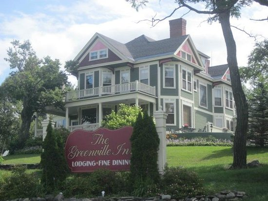 Greenville Inn at Moosehead Lake: Greenville Inn