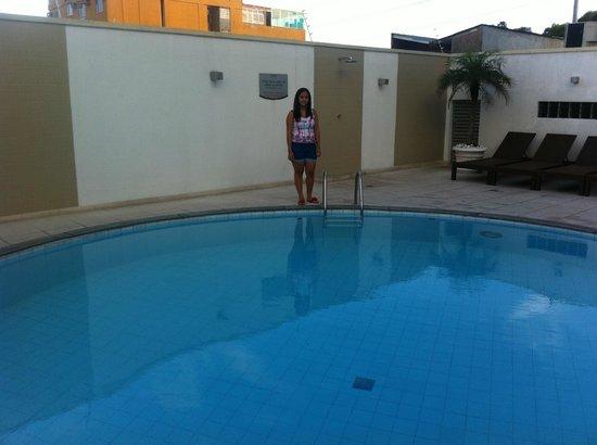 Hotel Saint Paul: Piscina