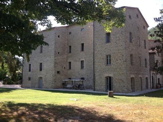 Borgo Le Terre Del Verde: zona relax con dondoli
