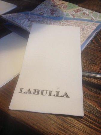 La Bulla : la bonne adresse