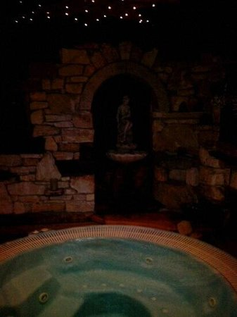 Hotel Lac Bleu : relax
