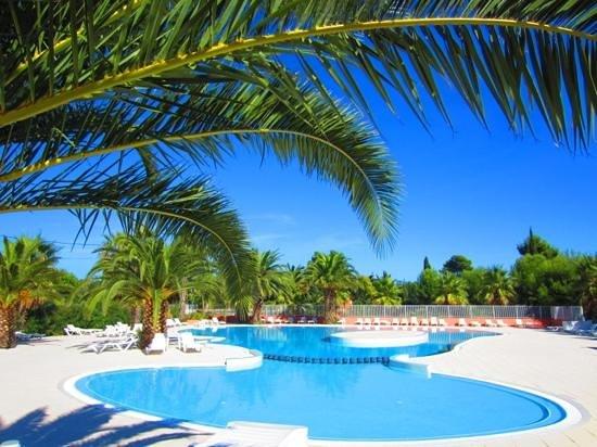 Camping Del Mar : swimming pool