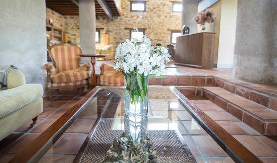 Hotel El Turcal: Salón