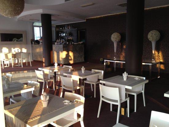 Porthotel Calandra : Ingresso-bar