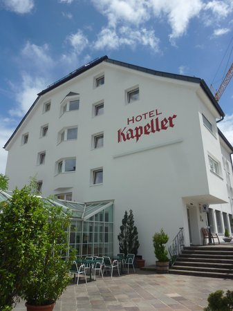 Hotel Kapeller Innsbruck : Hotel Kapeller