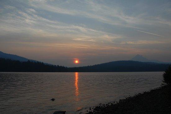 Lake of the Woods Resort : Good night