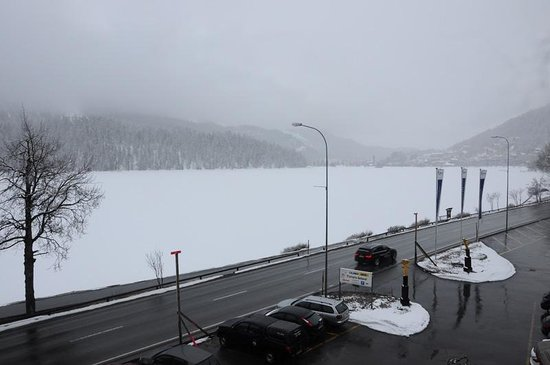 Hotel Bellaval: View from our room