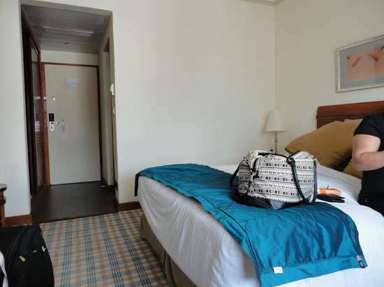 New Africa Hotel: Rooms on the 7th floor