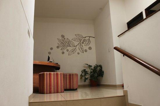 Hotel Arbol de Suenos: Recepción