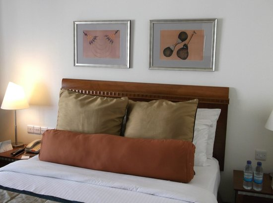 New Africa Hotel: Room on the 6th floor