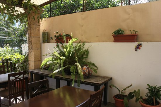 Hotel Arbol de Suenos: Balcón