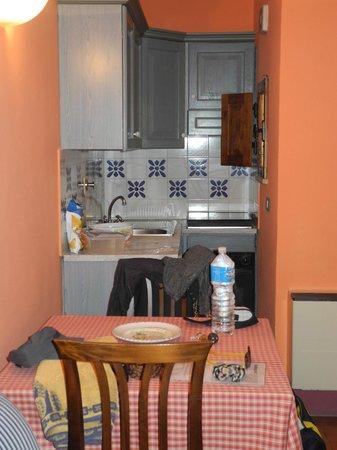 Casa Vacanze I Chiari : angolo cottura