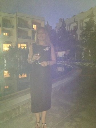 Hotel Terme Alexander : l'albergo