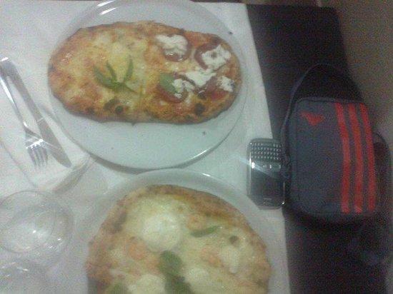 Nana - Ristorante Pizzeria: Pizze.
