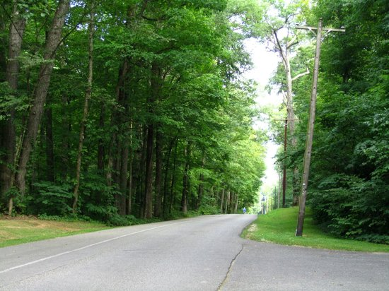 Spring Mill State Park: Great trails
