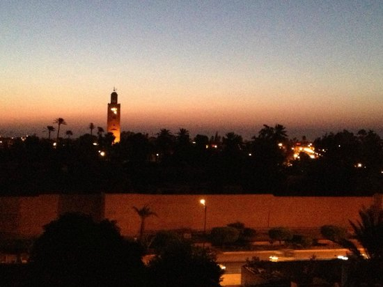 The Pearl Marrakech: vista notturna
