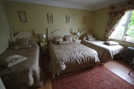 Killererin House B&B: La camera tripla