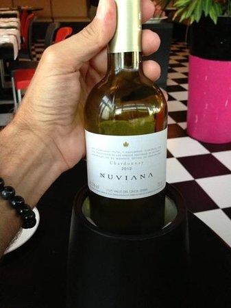 Restaurante MUNDO: nuviana 2012