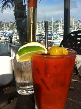 BEST WESTERN PLUS Island Palms Hotel & Marina: Bloody Mary