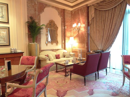 Regent Berlin: hall dell'albergo