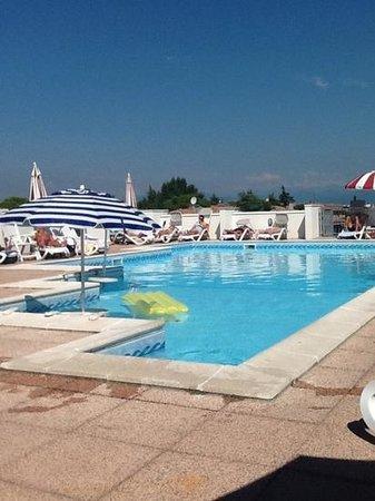 Hotel Alfieri: piscine sur le toit