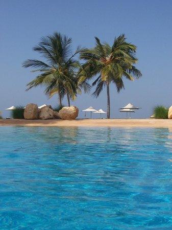 Shangri La Barr Al Jissah Resort & Spa-Al Bandar : piscine