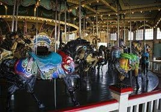 Paragon Carousel and Museum: Paragon Carousel