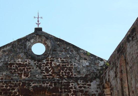 Malacca Heritage Centre: Iglesia de San Pedro