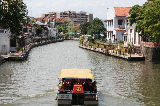 Malacca Heritage Centre: Bonito el centro historico