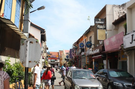 Malacca Heritage Centre: Centro historico