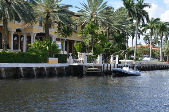 15 FTL Guesthouse : Passeio por Fortlauderdale...