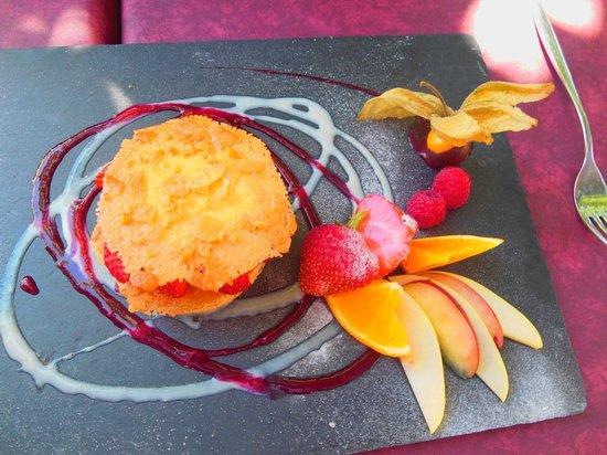 Le Petit Kembs: dessert
